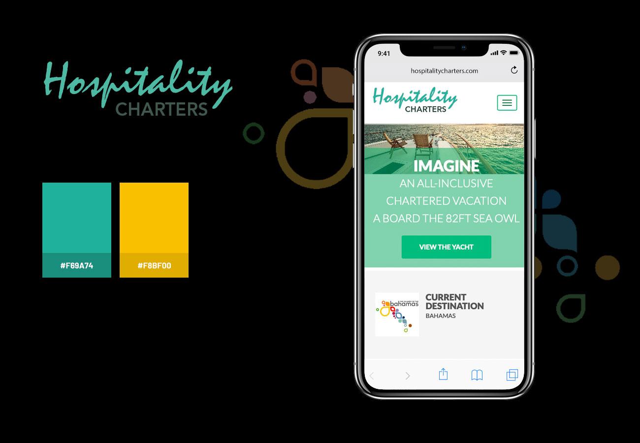 Hospitality charters
